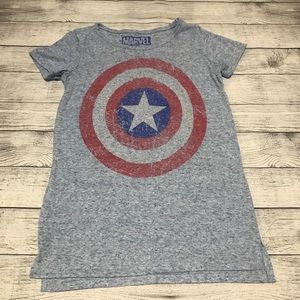 Marvel Captain America Unisex Linen Blend …